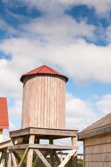 Free Watertower Stock Images - 28904894