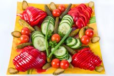 Free Vegetables Royalty Free Stock Photos - 28905278