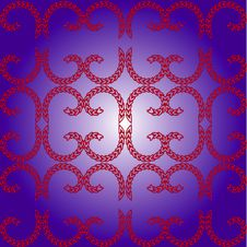 Free Background, Seamless Pattern, Lattice From Hearts Royalty Free Stock Photos - 28907038