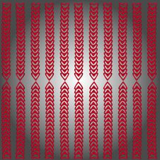 Free Background, Seamless Pattern, Lattice From Hearts Royalty Free Stock Photos - 28907408