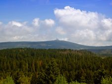 Free Summit Of The Brocken Royalty Free Stock Image - 28909566