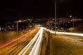 Free Traffic Light Trails Stock Photos - 28916243