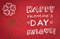 Free Valentine&x27;s Day Congratulation Stock Photography - 28918912