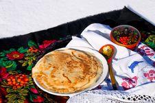 Free Pancake Stock Image - 28912881