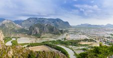 Free Landscape Viewpoint At Khao Daeng Stock Photo - 28914590