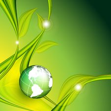 Free Environmental Vector Concept. Eps10 Royalty Free Stock Photo - 28914715