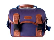 Camera Bag Stock Photography