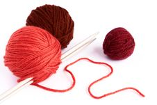 Free Set For Knitting Stock Photography - 28920032