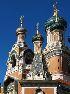 Free Facade Of Orthodox Church Royalty Free Stock Photography - 28920597