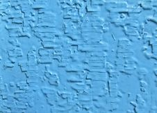 Old Paint On The Wall Royalty Free Stock Photography