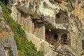 Free The Rock Monastery St Dimitrii Of Basarbovo, Bulgaria Stock Photo - 28935450