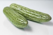 Bitter Melon Stock Photo