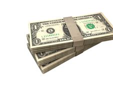Free Packages Dollars Stock Photos - 28942943
