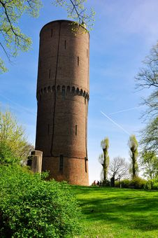 Free Tower Of Brugge, Belgium Stock Photography - 28946762