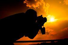 Free Photographers Stock Image - 28946901