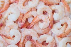 Free Shrimp Background Stock Images - 28947344