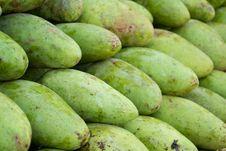 Free Raw Mango Royalty Free Stock Photo - 28947975
