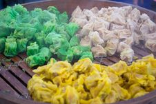 Free Chinese Dumpling Royalty Free Stock Photo - 28948055