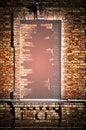 Free Hole In A Brick Window Stock Photos - 28951733