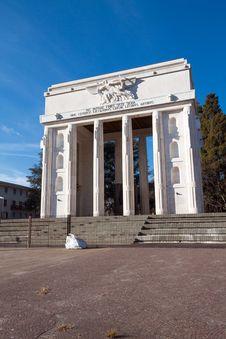 Free Victory Monument In Bolzano Stock Image - 28950961