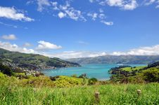 Free New Zealand Landscape Royalty Free Stock Images - 28953829