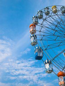 Free Ferris Wheel Stock Images - 28954074