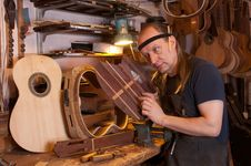 Free Luthier Stock Photos - 28956493