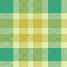 Free Color Fabric Plaid. Seamless Vector Illustration. Royalty Free Stock Photography - 28958747