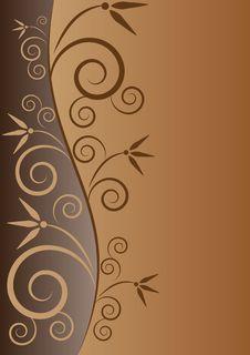 Free Elegant Floral Background Stock Image - 28959261