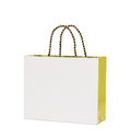 Free White Paper Bag Royalty Free Stock Photography - 28967877