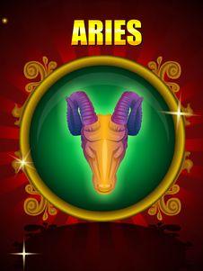 Free ARIES Stock Image - 28967521