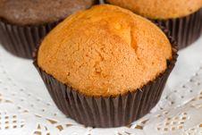 Free Cupcake Royalty Free Stock Image - 28968186