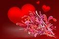 Free Valentines Day Background Stock Photos - 28975643