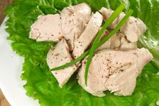 Free Boiled Chicken Royalty Free Stock Photos - 28970578