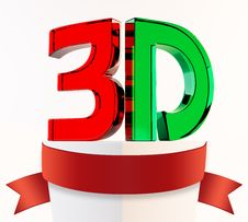 Three-dimensional Stock Photography