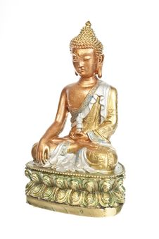 Free Budha Icon From Right Stock Images - 28977004