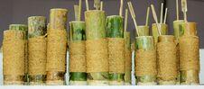 Free Bamboo Utensils Royalty Free Stock Image - 28985656