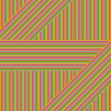Rainbow Strips Background Stock Photos