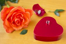 Valentines Day_7 Royalty Free Stock Photography