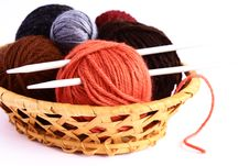 Free Knitting Royalty Free Stock Photography - 28992877