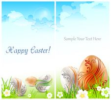 Easter Card & Text