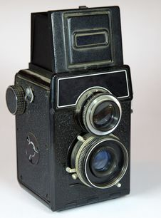 Free Old Vitage Camera Stock Photo - 28993080