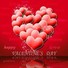 Valentine S Day Royalty Free Stock Photos