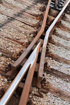 Free Train Tracks Stock Photos - 28996183