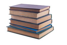 Free Pile Of Old Books Royalty Free Stock Photo - 28998075