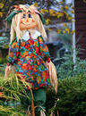 Free Scarecrow Royalty Free Stock Photography - 292587