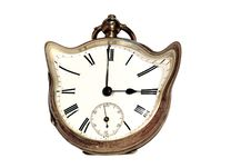 Free Old Distorted Clock Stock Images - 290334