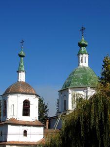 Free Man S Monastery. Russia, Starocherkask Stock Image - 290581