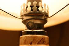 Free Table Lamp Details Stock Photos - 290583