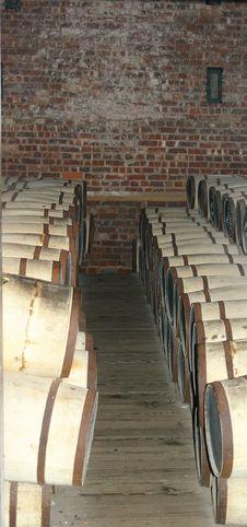 Free Barrels Royalty Free Stock Image - 290606